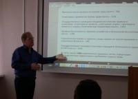 Семинар директора ГАОУ УЦ «Профессионал» И. Цирина в НИПК